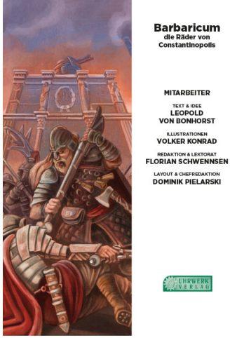 Download Barbaricum die Räder von Constantinopolis