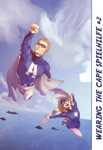 Download Wearing the Cape Spielhilfe #2 Charaktererschaffung