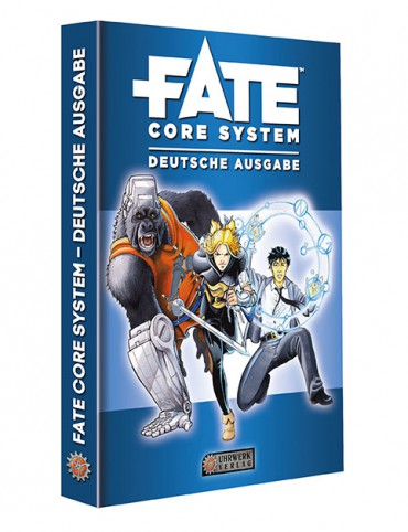 Fate Core Kapitel 1