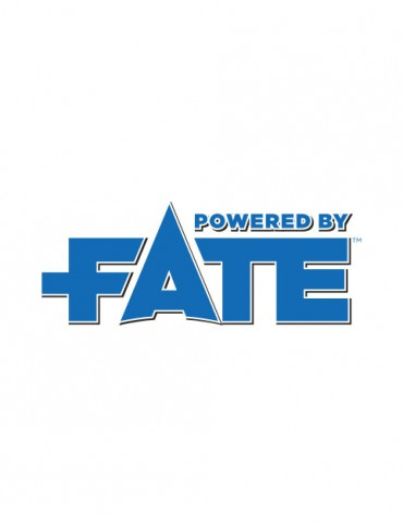 Powered by Fate Logos