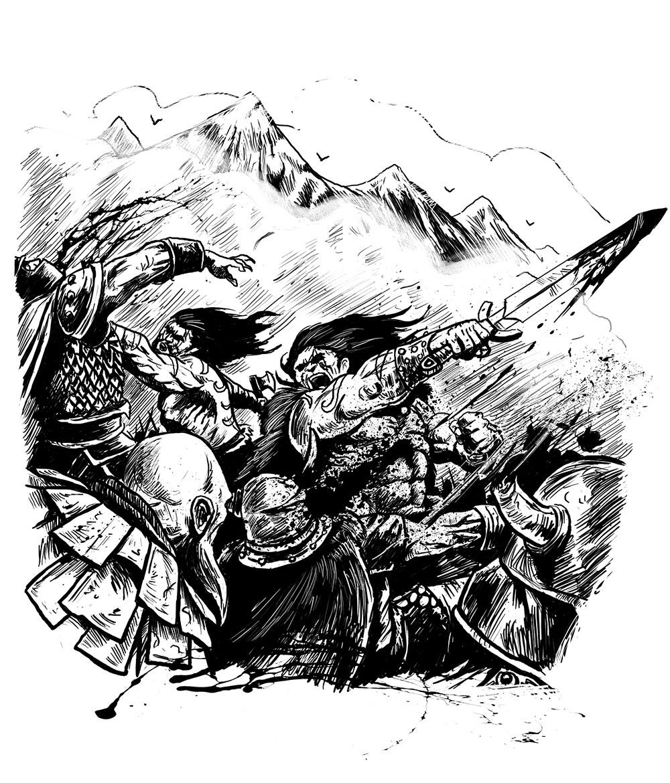 Malmsturm-fight