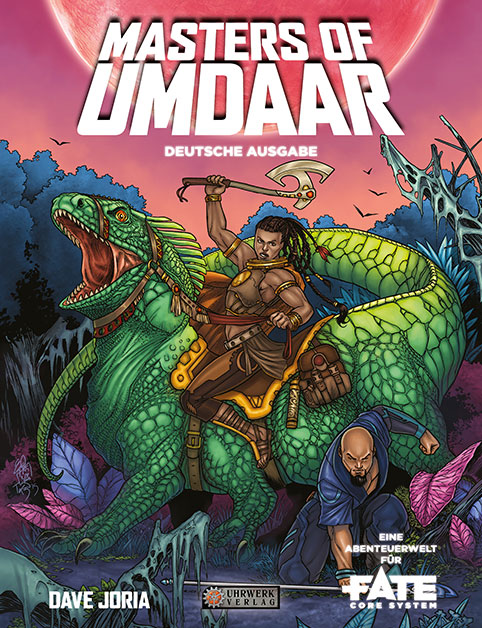 Materialuebersicht-Fate-Abenteuerwelt-masters-of-Umdaar
