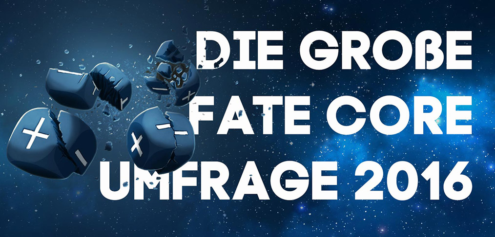 Die Auswertung der grossen Fate Core Umfrage 2016 - FateRpg.de
