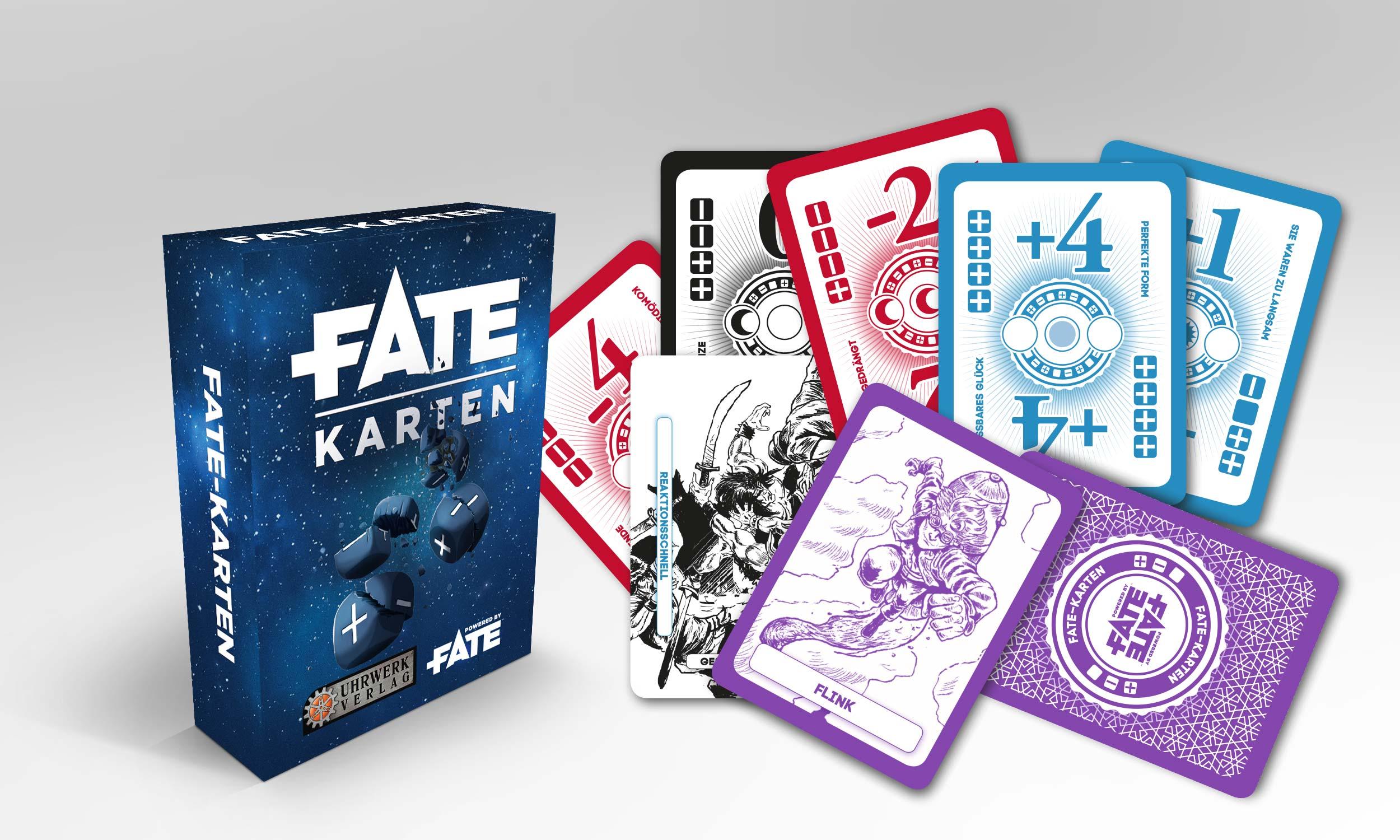 Fate-Karten