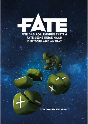Wie das Rollenspielsystem Fate seine Reise nach Deutschland antrat.