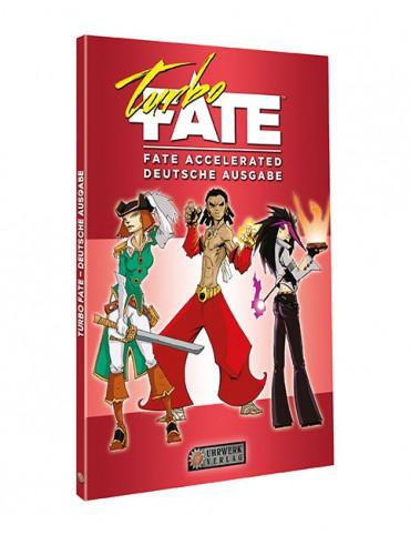 Turbo-Fate 10 Seiten