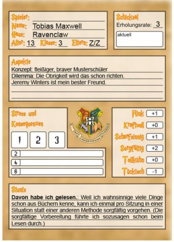 Download Vorgefertigte Harry-Potter-Figuren