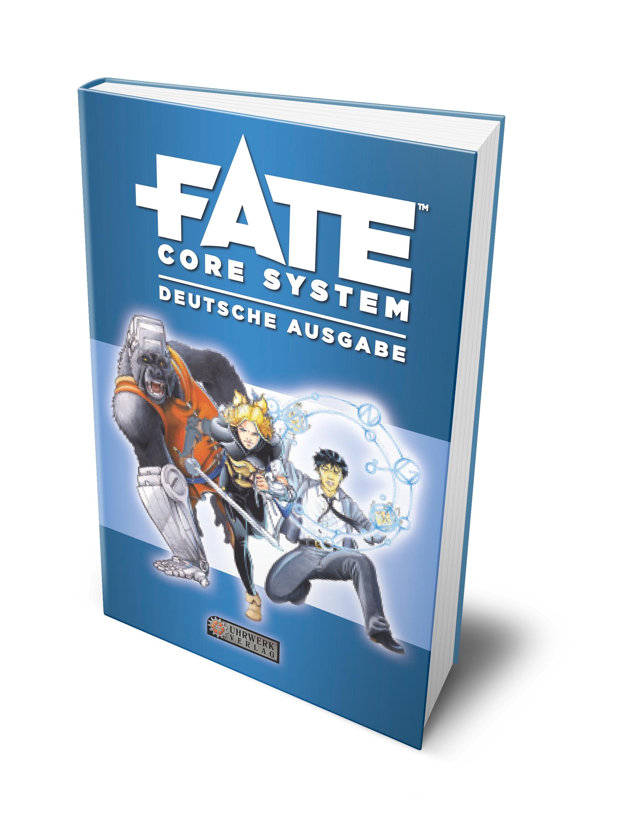 Fate Core Deutsche Ausgabe