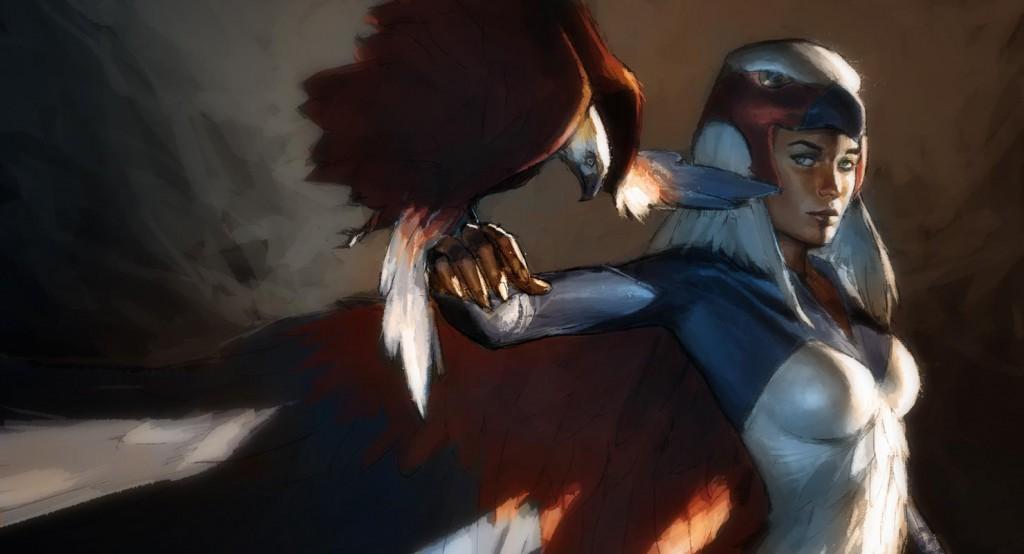The Sorceress by Gerald Parel – http://aldgerrelpa.deviantart.com/art/MOTUC-Sorceress-324240666