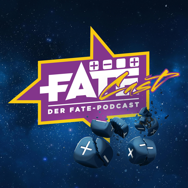 FateCast Showcover