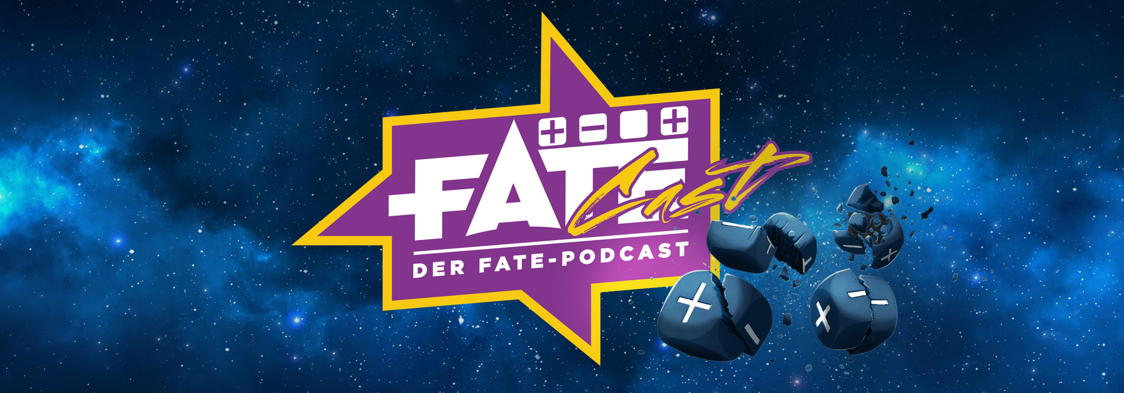 FateCast static Page header